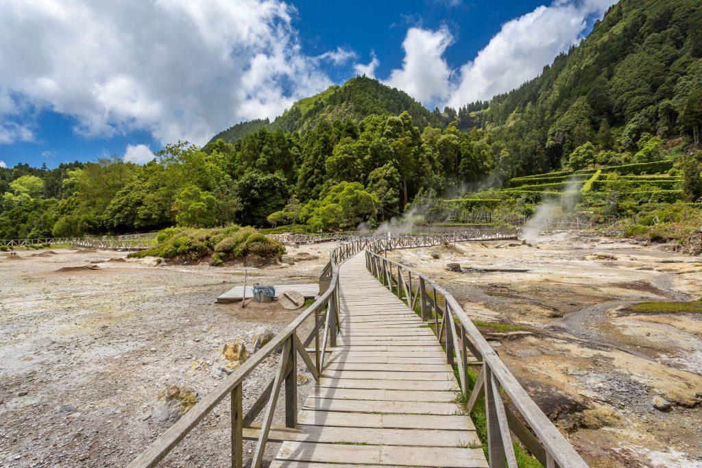 Lagoa das Furnas, São Miguel