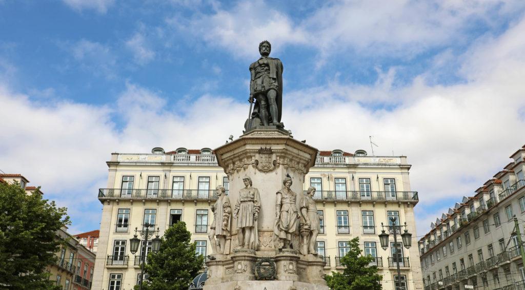 Praça Luís de Camões, Lisbon
