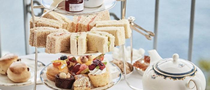 Belmond Reid's Palace Tea