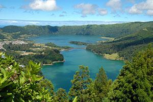 PONTA DELGADA/SETE CIDADES/LAGOA DO FOGO, Tour Azores