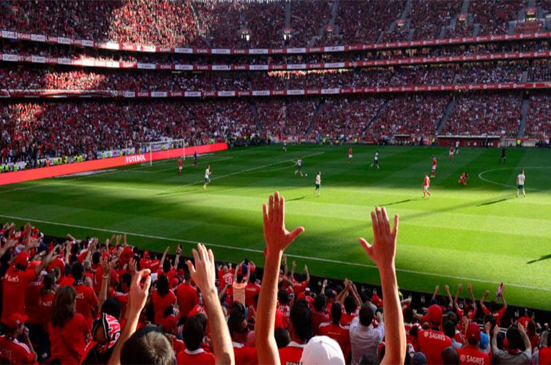 SL Benfica vs Sporting CP at Estadio da Luz, Tour Azores Travel