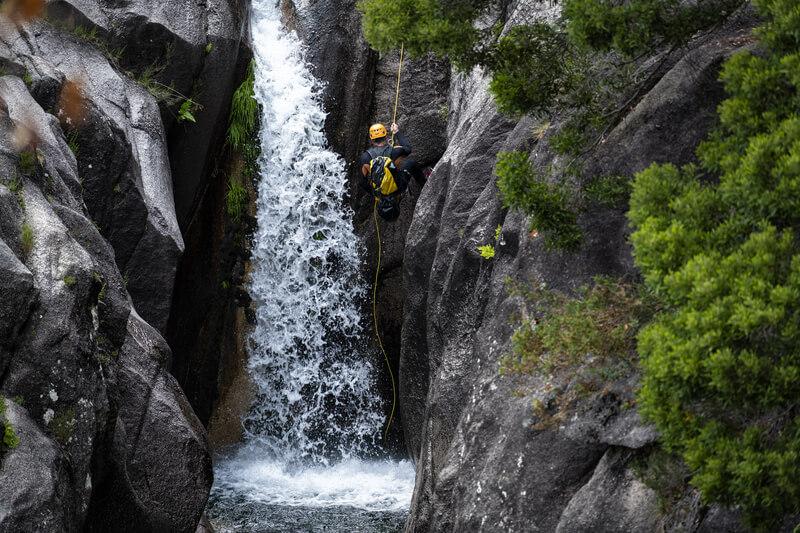 Canyoning Peneda-Gerês