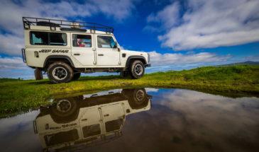 Jeep Tour Azores